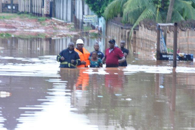 Lagos issues red alert on downpour, flash flood in September