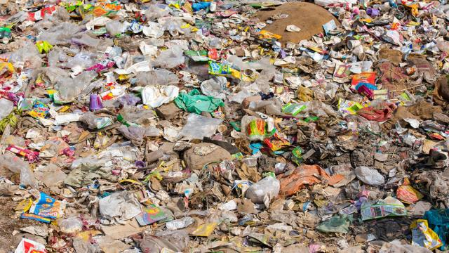 POLLUTION: Kenya bans single-use plastics in protected areas