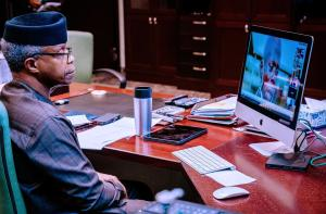 ELECTRICITY: Nigerians will pay if service is better ― Osinbajo