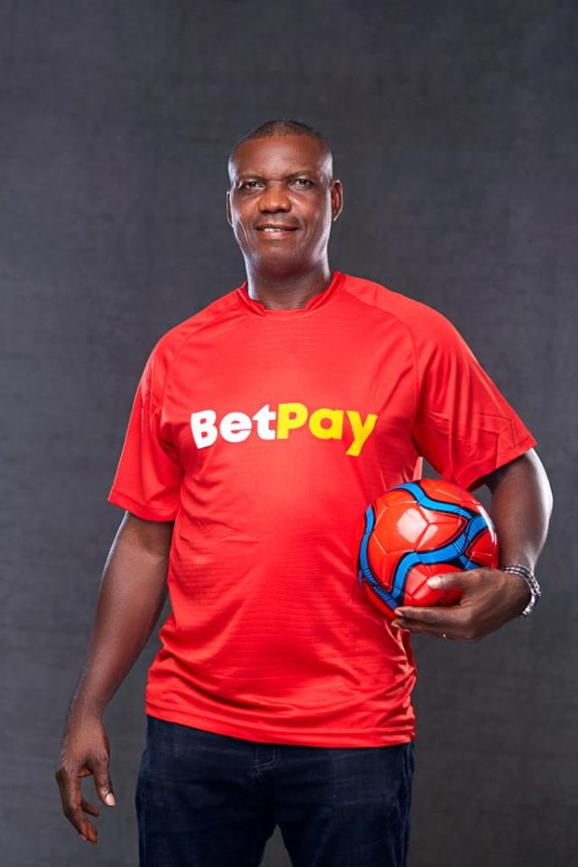 Eguavoen seals new deal with Betting Company