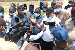 Niger infrastructure committee