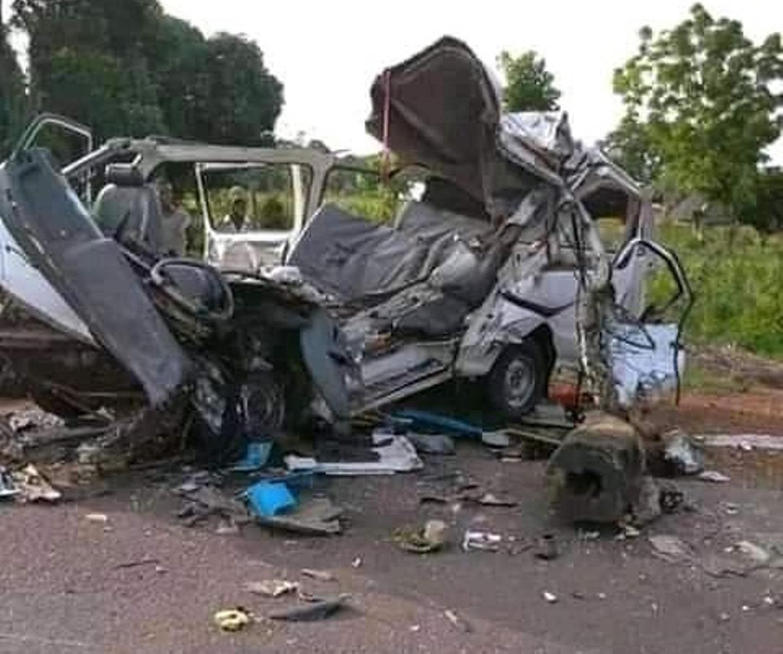 Nine teenage movie artists killed in ghastly motor accident in Benue