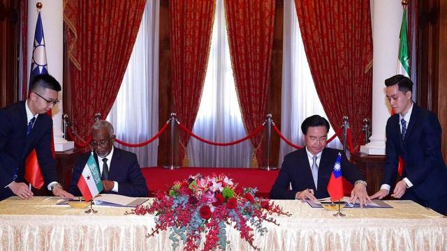 US hails Taiwan-Somaliland diplomatic ties, as China kicks