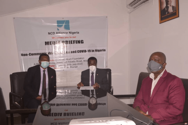 COVID-19 exposes Nigeria's neglect for NCDs — Dr. Kingsley Akinroye