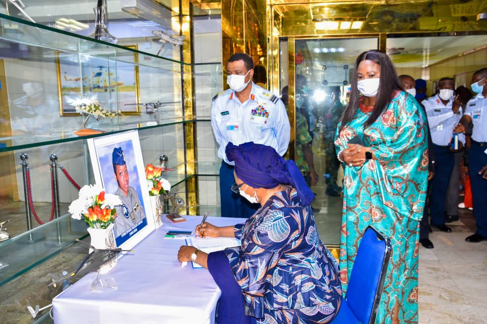 Tolulope Arotile to be buried in Abuja with full Military Honours ...