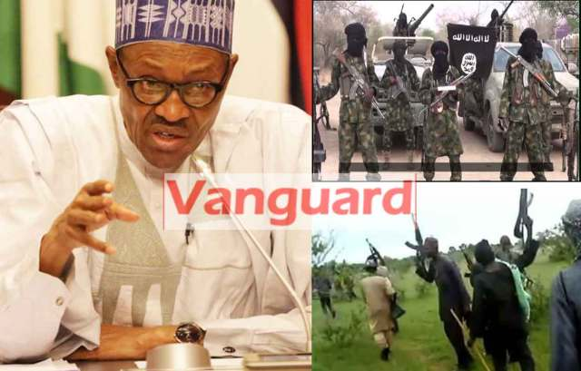 Insecurity: Much achieved security-wise compared to last administration ― Buhari