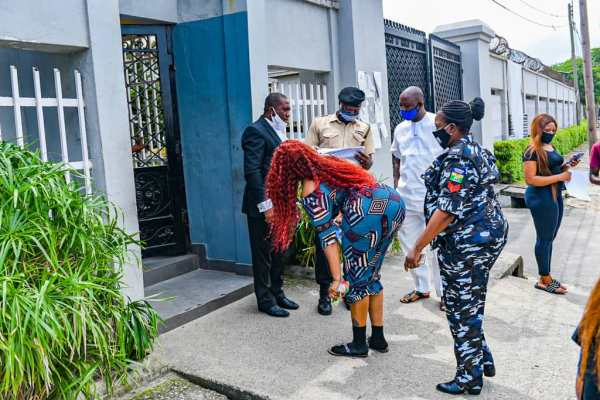 Prosecution of Anuoluwapo, Med Contour not vendetta ― FCCPC