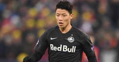 RB Leipzig sign Salzburg's Hwang Hee Chan