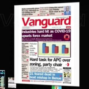 Watch Vanguard's top stories in 60 seconds