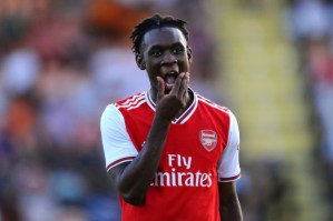 Arsenal set to off-load youngster Folarin Balogun