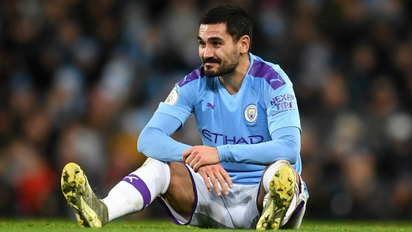 Gundogan, Man City, Man City