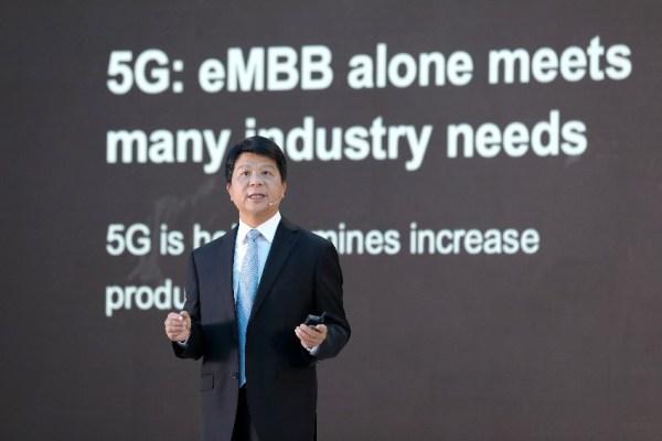 digital blastoff, Huawei 5G