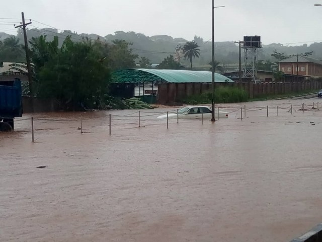 Flooding: Over 25 houses demolished, six submerged in Nasarawa