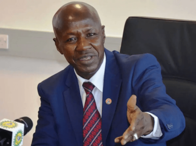 EFCC probe: Presidency sends Magu's Boys to Police Hqtrs