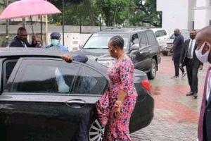 I feel very safe in Govt House, Akpabio can't kill me ― Nunieh