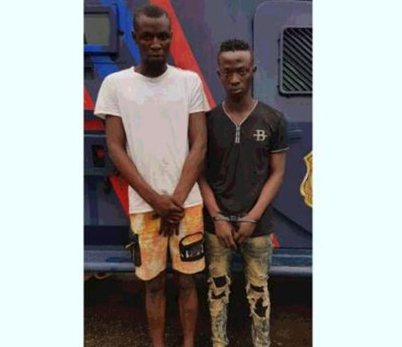 We strangulate victims, sell SIM cards N2000 ? Traffic robbers reveal