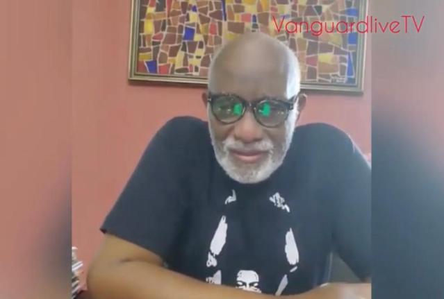 COVID -19: Why l won't hand over to my deputy — Akeredolu