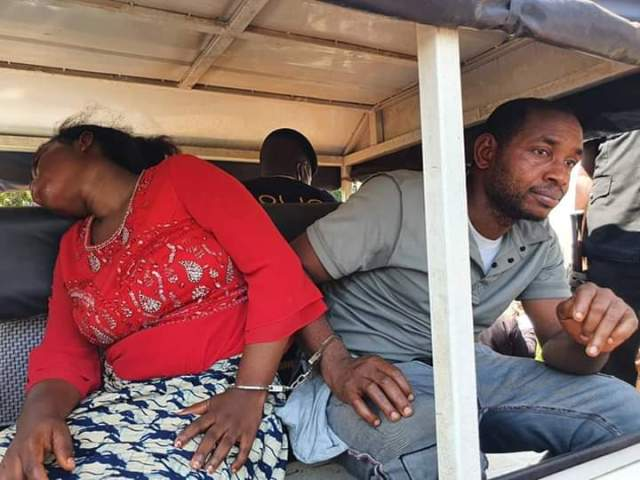 Court remands Enugu couple over abuse of 10-yr-old girl