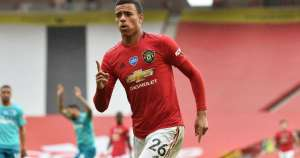 Greenwood nets brace as Man United sink Bournemouth 5-2