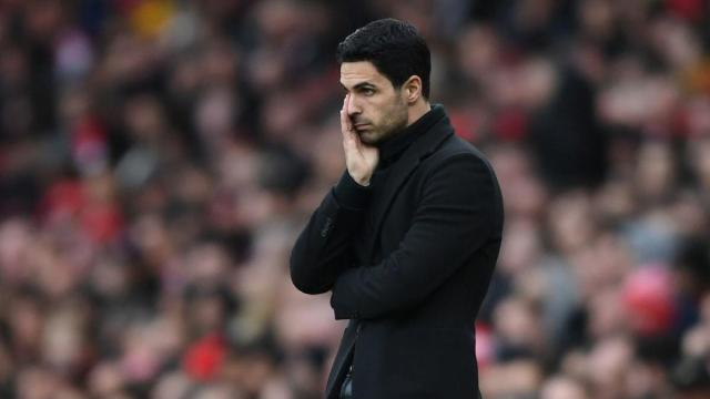 Under-fire Arteta vows to stop Arsenal 'blip'