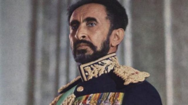 Ethiopia to restore toppled UK bust of Emperor Haile Selassie