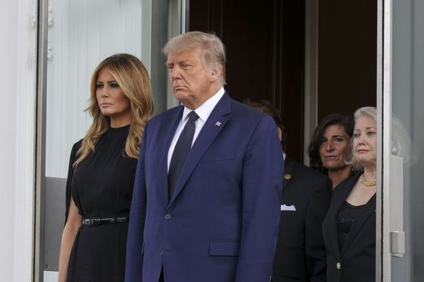 Trump holds private memorial service for his brother at White House