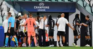 Lyon boss Garcia describes Juventus loss as 'happiest defeat of my career'