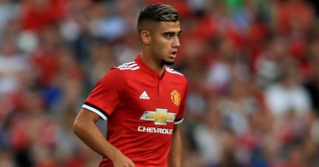 Andreas Pereira to leave Man United despite Solskjaer pleas