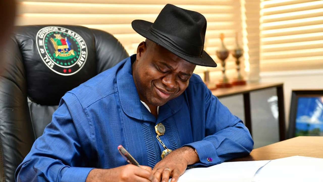 Bayelsa Guber: Court fixes September 23 to hear Diri's appeal against sack - Vanguard
