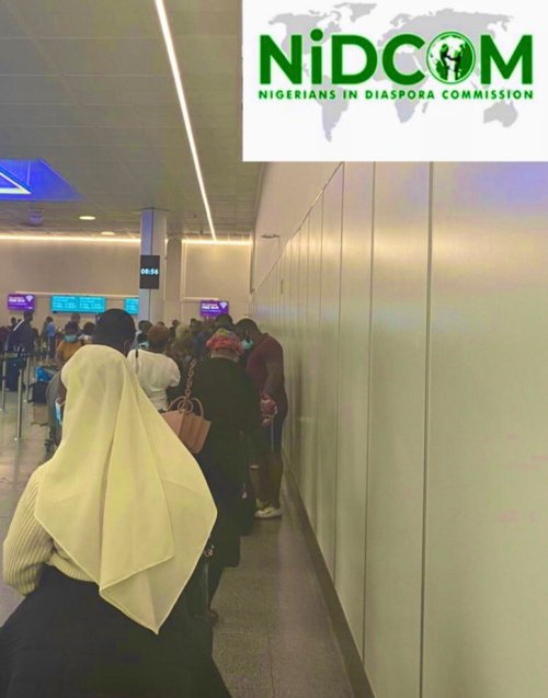 2,933 Nigerians evacuated from UAE so far ― NiDCOM
