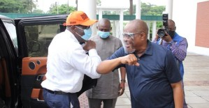 Obaseki's N60bn claim can't be spurious, Wike says