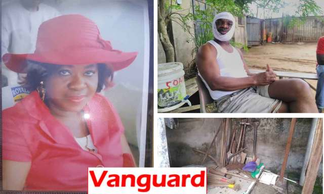 'How our houseboy killed my wife, tried to kill me too'