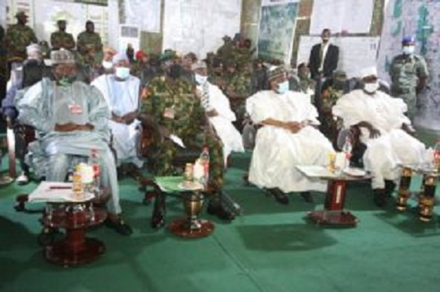 Don't politicise issues of security Matawalle urges Nigerians