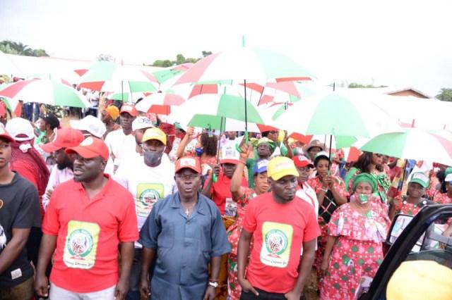 Edo voters in riverine communities back Obaseki