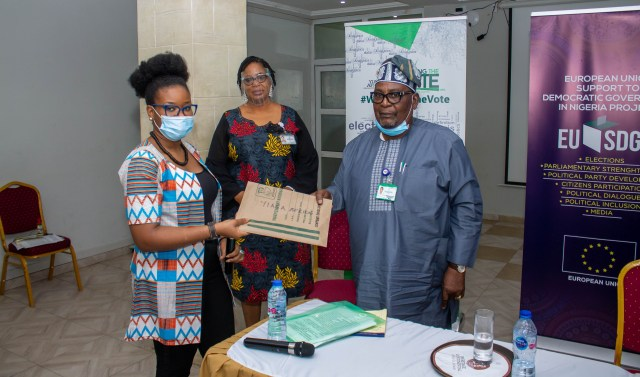 YIAGA receives INEC's commendation over credible observer role