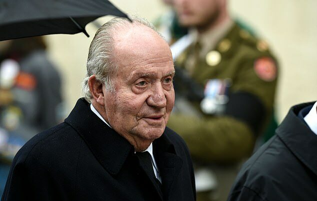 Former king Juan Carlos to leave Spain amid probe over financial scandal