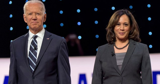How Americans react to choice of black woman as VP hopeful