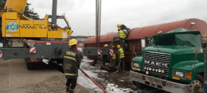 UPDATED: Tanker accident kills one in Lagos