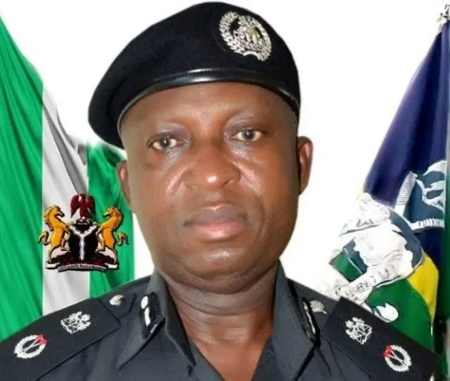 Don't parade yourselves as SARS operatives, CP Odumosu warns disbanded SARS operatives