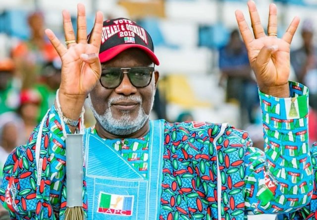 I'm not running a family govt, says Governor Akeredolu