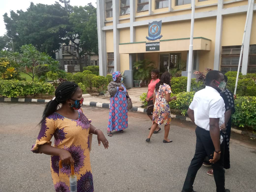Schools in FCT reopen for students in terminal classes