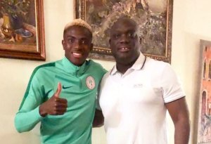 Osimhen record deal good for African football—Drew Uyi