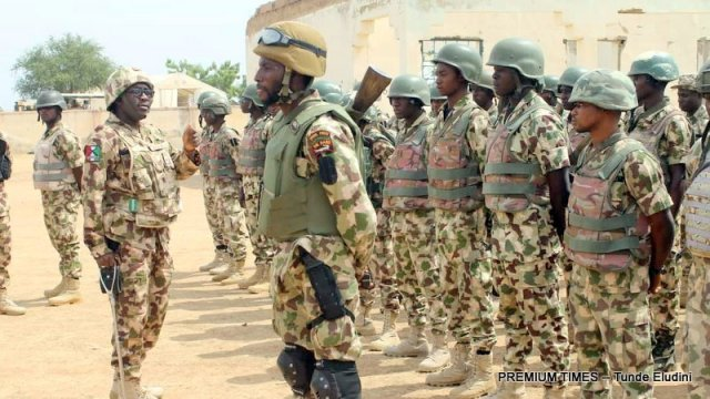 Military dissociates self from anti-democratic moves, pledges loyalty to government