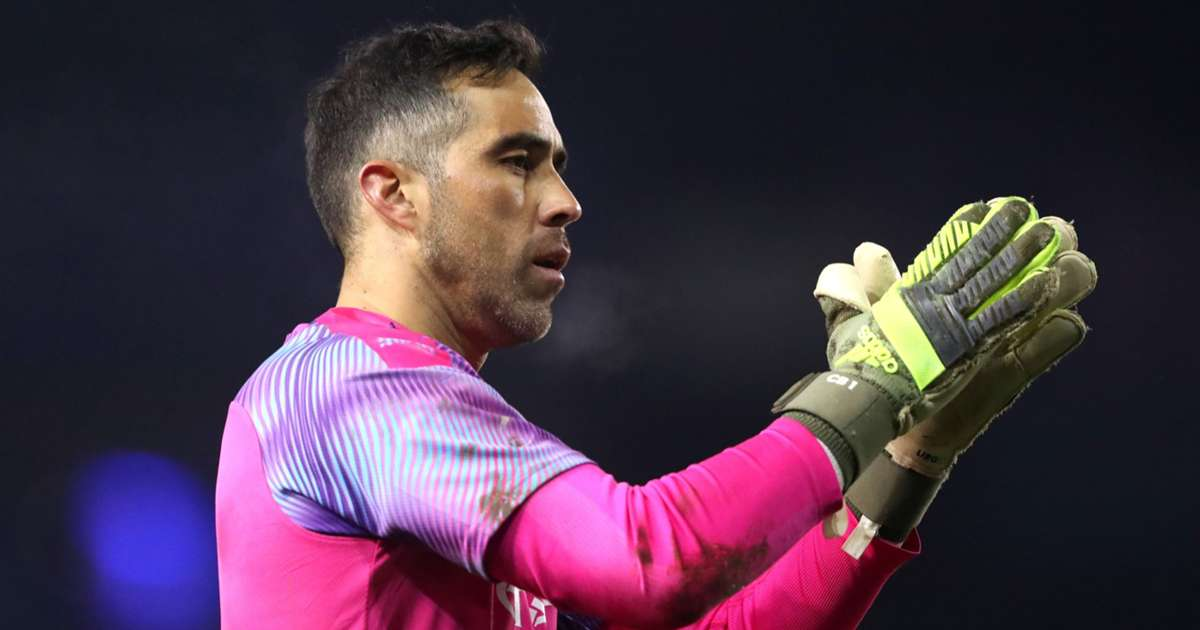 Claudio Bravo: Manchester City veteran goalkeeper leaves Etihad Stadium