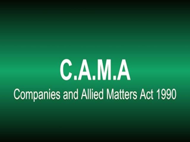 CSO kicks, calls for amendment of controversial CAMA 2020 Act