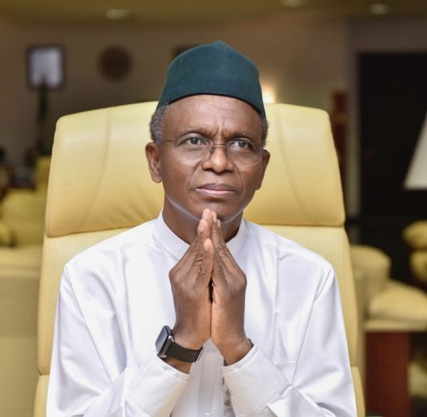 El-Rufai warns on COVID-19 surge, advises on preventive measures