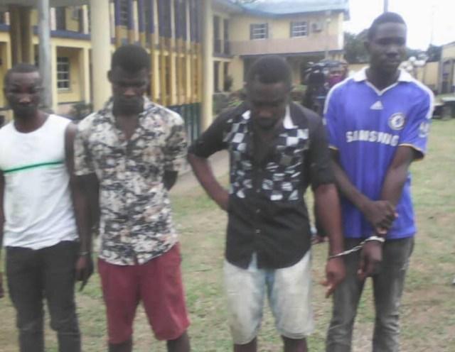 Police arrest kidnappers over death of victim despite ransom