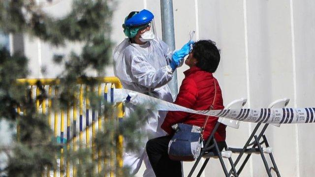Spain announces local lockdowns amid rapid rise in virus cases