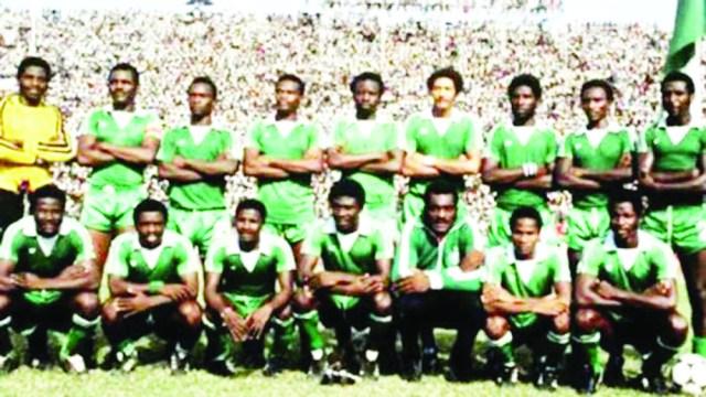 1980 Green Eagles squad Nigeria's football chain has been broken — Ifeanyi Onyedika