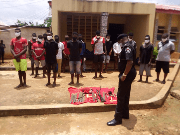 We'll leave no stone unturned to rid Anambra of cultism — CP